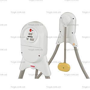 Массажное кресло-люлька «Делюкс» Fisher-Price, BFH07, купить