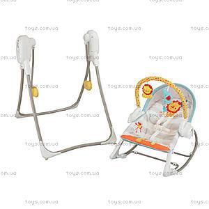 Массажное кресло-люлька «Делюкс» Fisher-Price, BFH07, фото