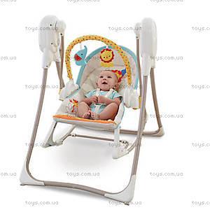 Массажное кресло-люлька «Делюкс» Fisher-Price, BFH07