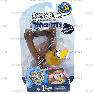 Машемс и рогатка Angry Birds «Желтая птичка», 50201-S4O