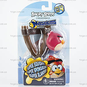 Машемс и рогатка Angry Birds «Красная птичка», 50201-S4R