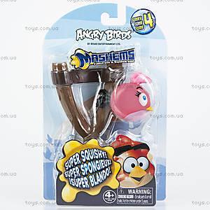 Машемс и рогатка Angry Birds «Розовая птичка», 50201-S4P