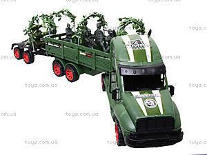 Машина инерционная военная с солдатиками, KZ322, купить