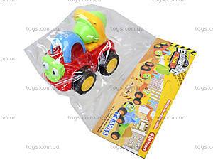 Детская машинка «Бетономешалка», 50035H-3B