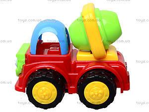 Детская машинка «Бетономешалка», 50035H-3B, цена