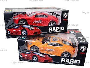 Машина на радиоуправлении Rapid, 6688-302