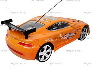 Машина на радиоуправлении Rapid, 6688-302, детские игрушки