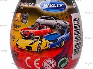 Машина 1:60 в яйце, 52020E-36D, фото