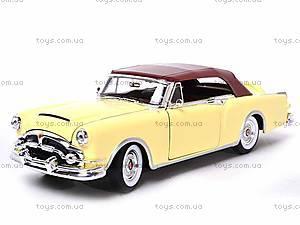 Машина 1953 Packard Caribbean, 24016H-W