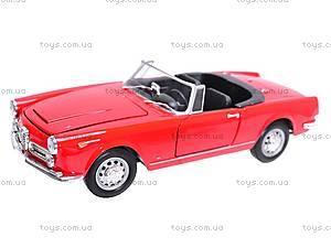 Машина 1960 Alfa Romeo Spider 2600, 24003C-W