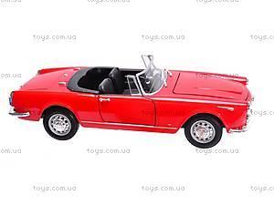 Машина 1960 Alfa Romeo Spider 2600, 24003C-W, игрушки