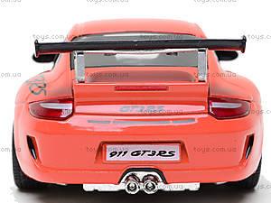 Машина 2010 Porsche 911 GT3 RS, KT5352W, детские игрушки