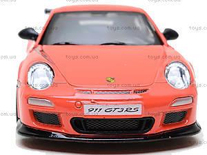 Машина 2010 Porsche 911 GT3 RS, KT5352W, toys