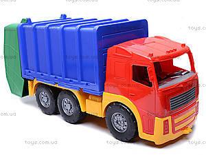 Машина «Акрос», мусоровоз, 0565cp0030901032