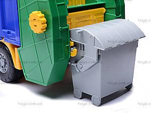 Машина «Акрос», мусоровоз, 0565cp0030901032, фото