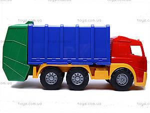 Машина «Акрос», мусоровоз, 0565cp0030901032, отзывы
