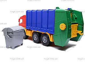 Машина «Акрос», мусоровоз, 0565cp0030901032, цена