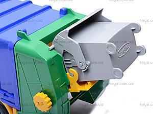 Машина «Акрос», мусоровоз, 0565cp0030901032, игрушки