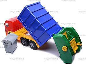 Машина «Акрос», мусоровоз, 0565cp0030901032, магазин игрушек