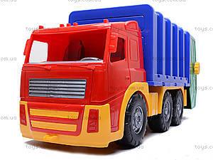 Машина «Акрос», мусоровоз, 0565cp0030901032, toys.com.ua