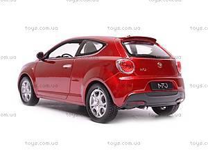 Машина Alfa Romeo Mito, 22505W, отзывы