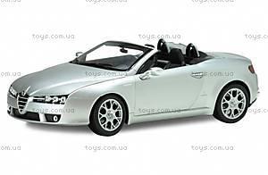 Машина Alfa Spider Convertible, 22484C-W