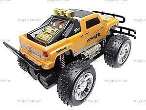 Машина-амфибия на радиоуправлении, 24887, toys.com.ua