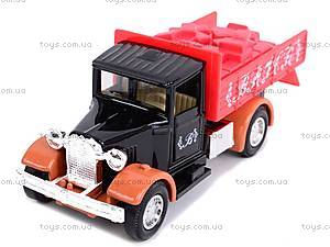 Коллекционная машина Antique Lorry, 99350W(A), toys.com.ua