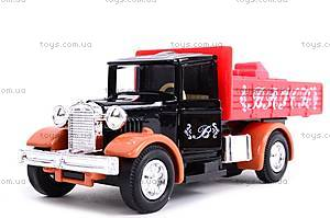 Коллекционная машина Antique Lorry, 99350W(A), toys