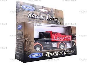 Коллекционная машина Antique Lorry, 99350W(A), Украина