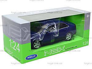 Машина Audi A4, 22435W, игрушки