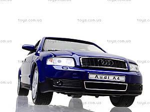 Машина Audi A4, 22435W, детские игрушки