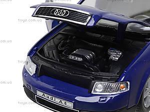 Машина Audi A4, 22435W, магазин игрушек