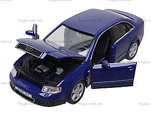 Машина Audi A4, 22435W, toys