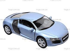 Машина Audi R8 5d, KT5315W, игрушки