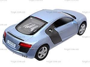 Машина Audi R8 5d, KT5315W, детские игрушки