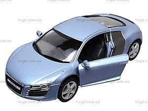 Машина Audi R8 5d, KT5315W, магазин игрушек