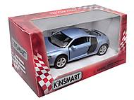 Машина Audi R8 5d, KT5315W