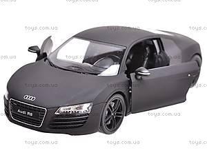 Машина Audi R8, 22493MA-W, детские игрушки