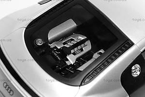 Машина Audi R8, на радиоуправлении, XQRC18-2, игрушки