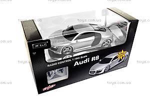 Машина Audi R8, на радиоуправлении, XQRC18-2, магазин игрушек