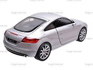 Машина Audi TT Coupe, 22478W, фото