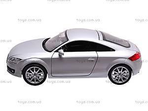 Машина Audi TT Coupe, 22478W, отзывы