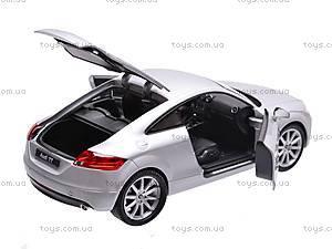 Машина Audi TT Coupe, 22478W, игрушки