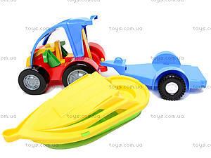 Машина-багги с прицепом, 39227, купить