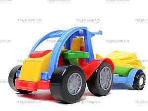 Машина-багги с прицепом, 39227, отзывы