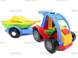 Машина-багги с прицепом, 39227, цена