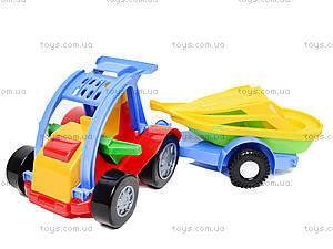 Машина-багги с прицепом, 39227, игрушки