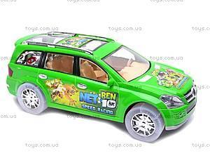 Машина BEN 10, BEN6688, отзывы