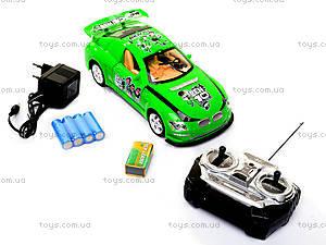 Машина Ben 10, на радиоуправлении, 767-A29, детские игрушки